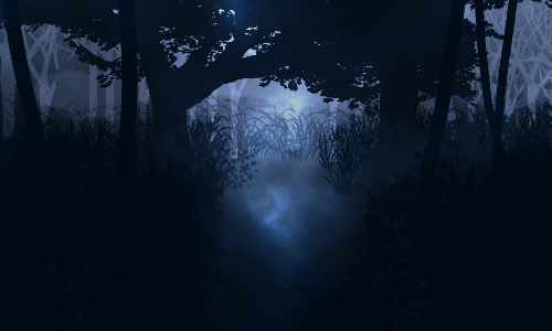 Hunger Games: The CC Culling 134887_spacepanda_night-forest-scene