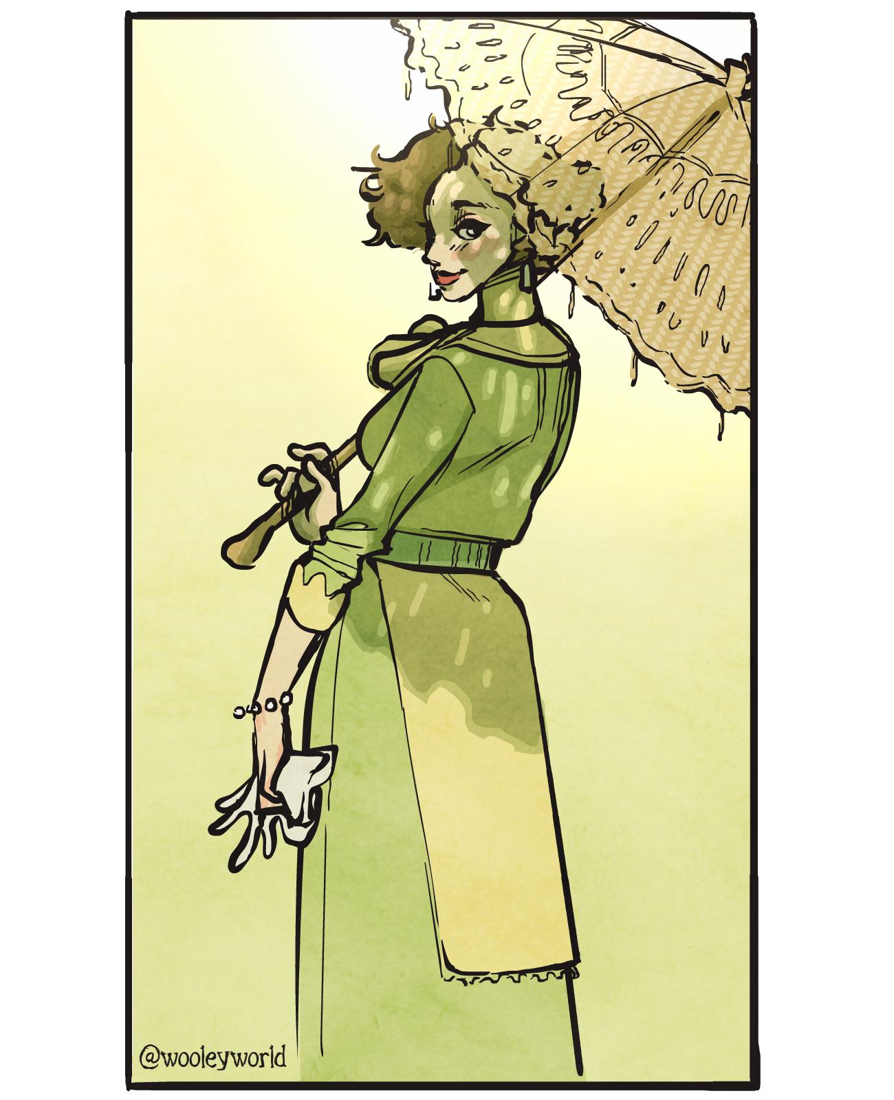 Edwardian Lady 2