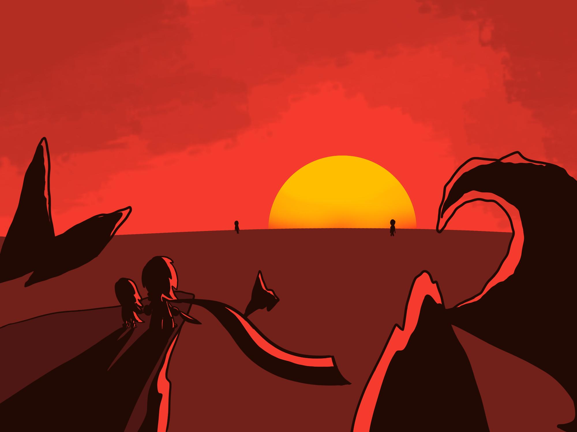 Desert of doom
