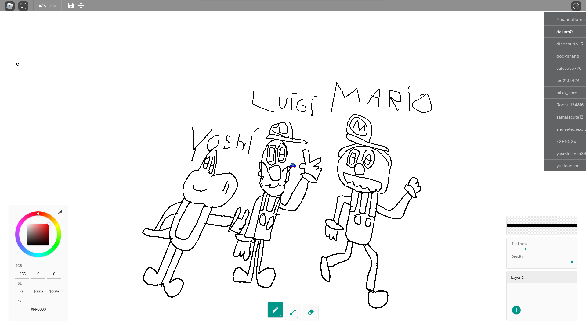 Mario Bros On Roblox By Danielisawesome On Newgrounds