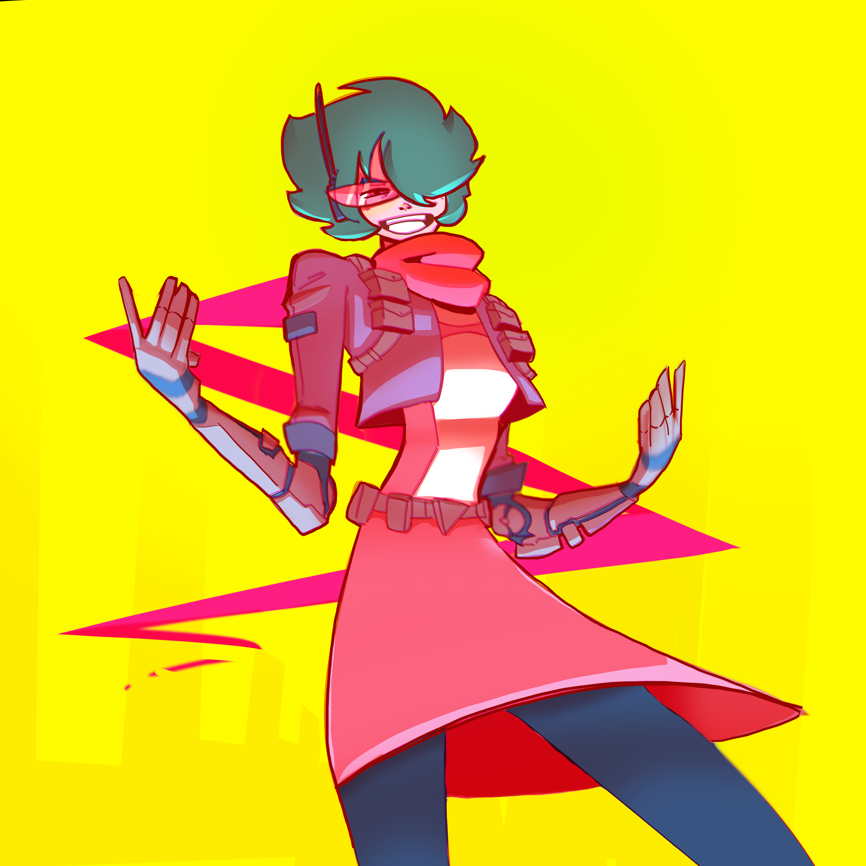 Neon Buster