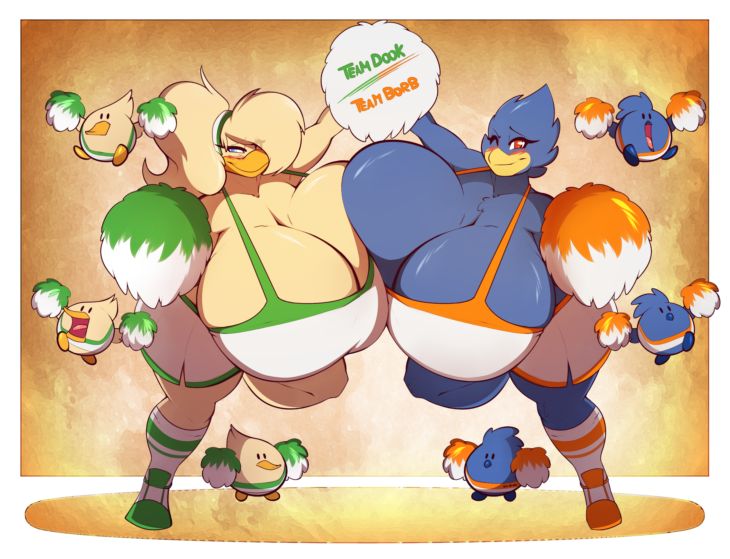 .: Choose your Team! :.