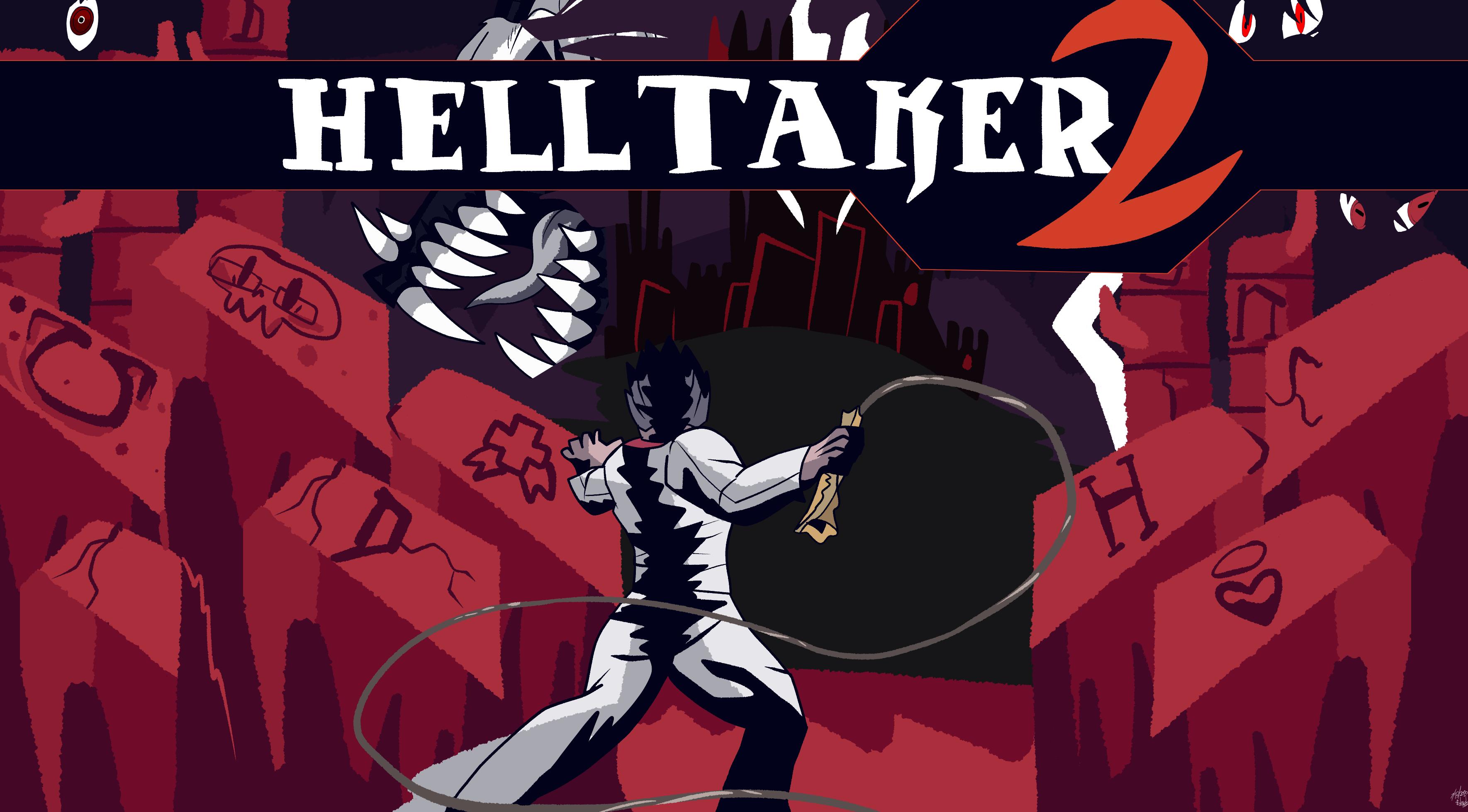 Helltaker 2 - Fanmade Artwork