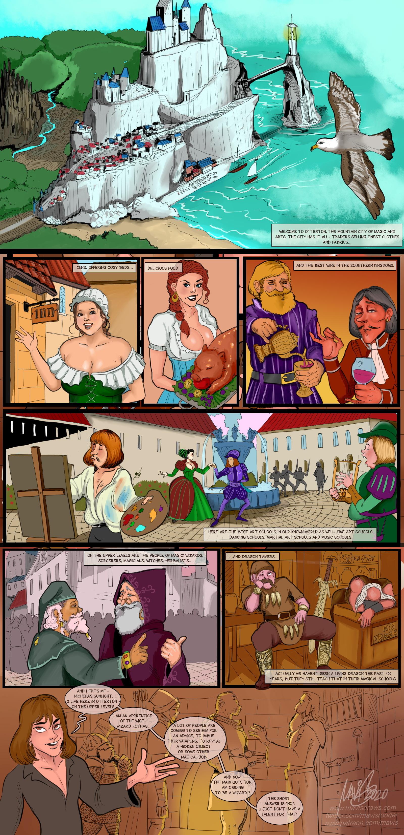 Nicholas The Bard - page 4