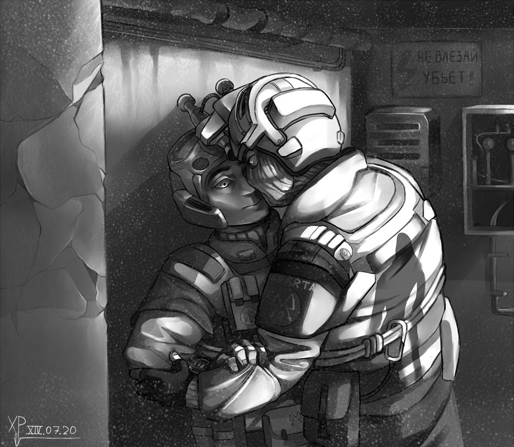 [Metro 2033] Artyom/Miller