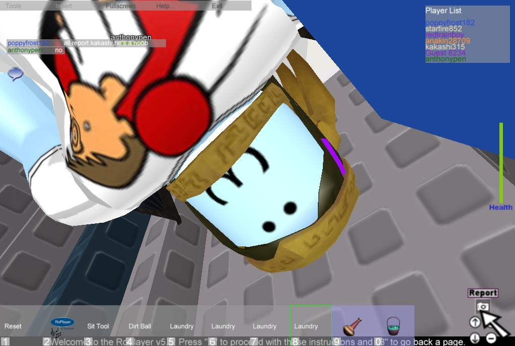 Me,poppyfrost182 ROBLOX avatar