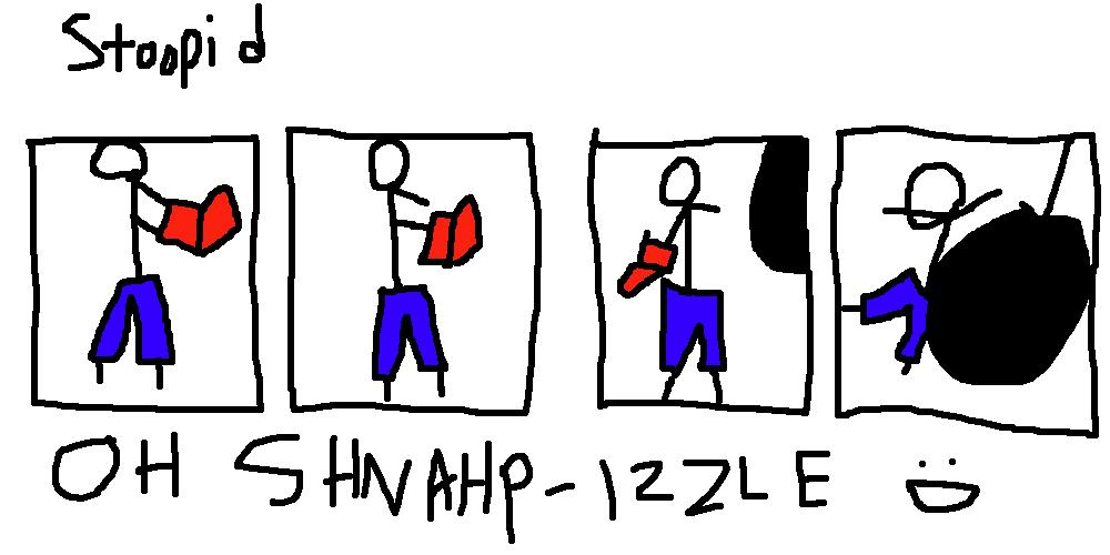 Stoopid Comic Episode #1