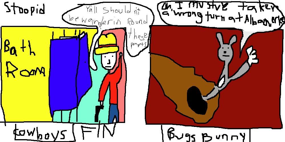Stoopid: Comic Mash-Up