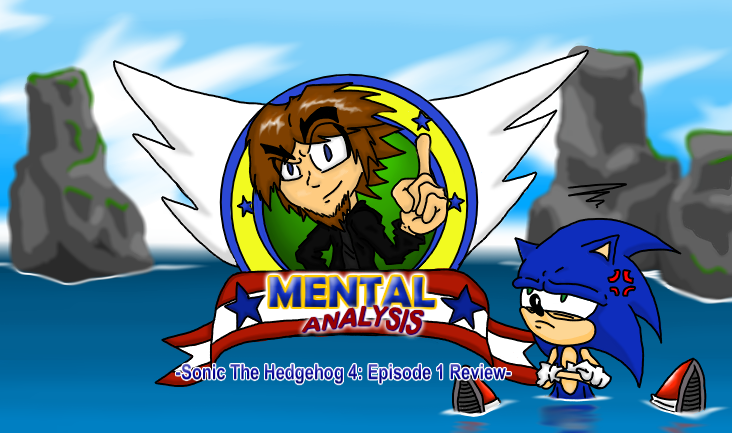Sonic 4 Title Card