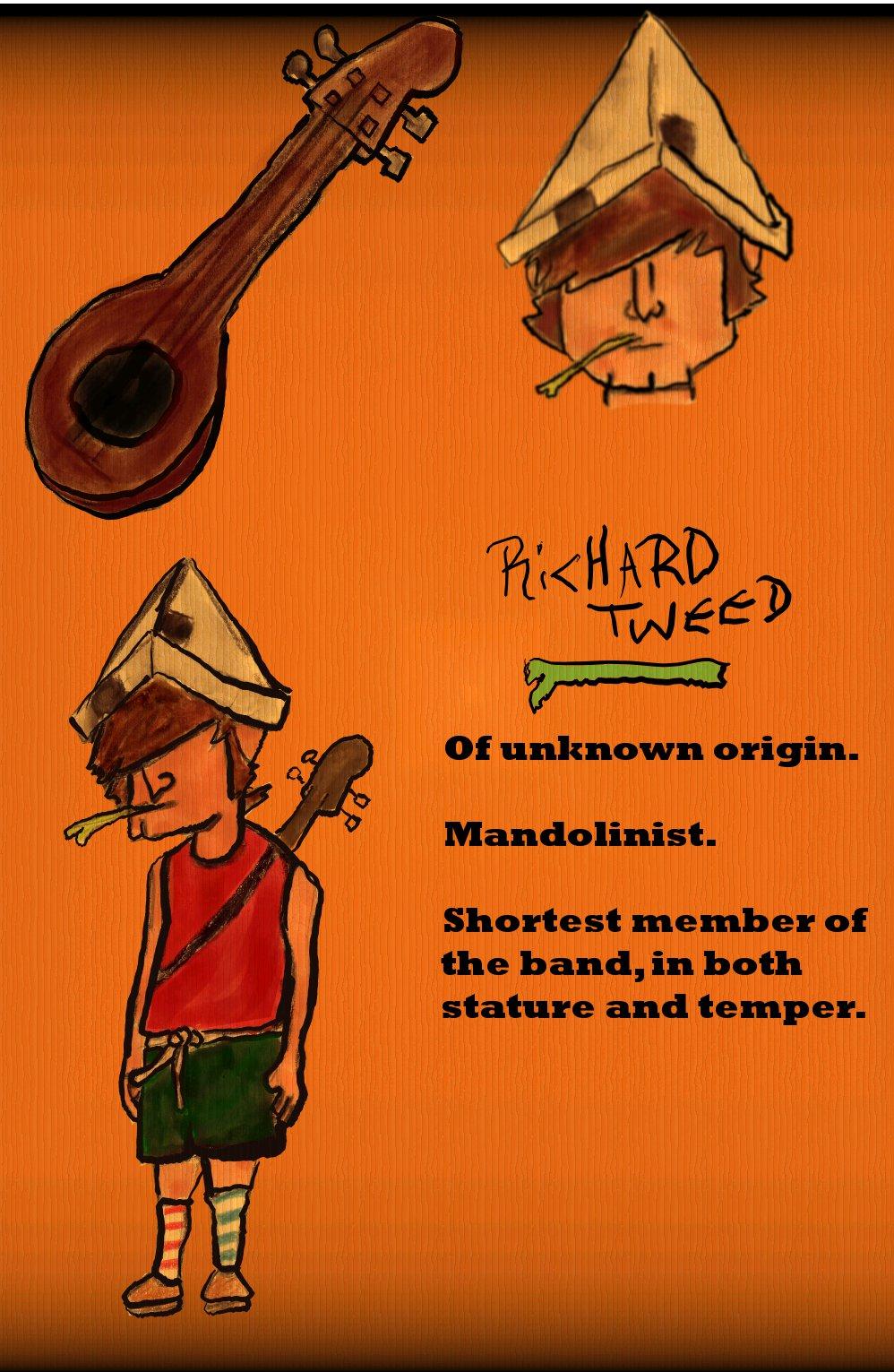 Richard Tweed