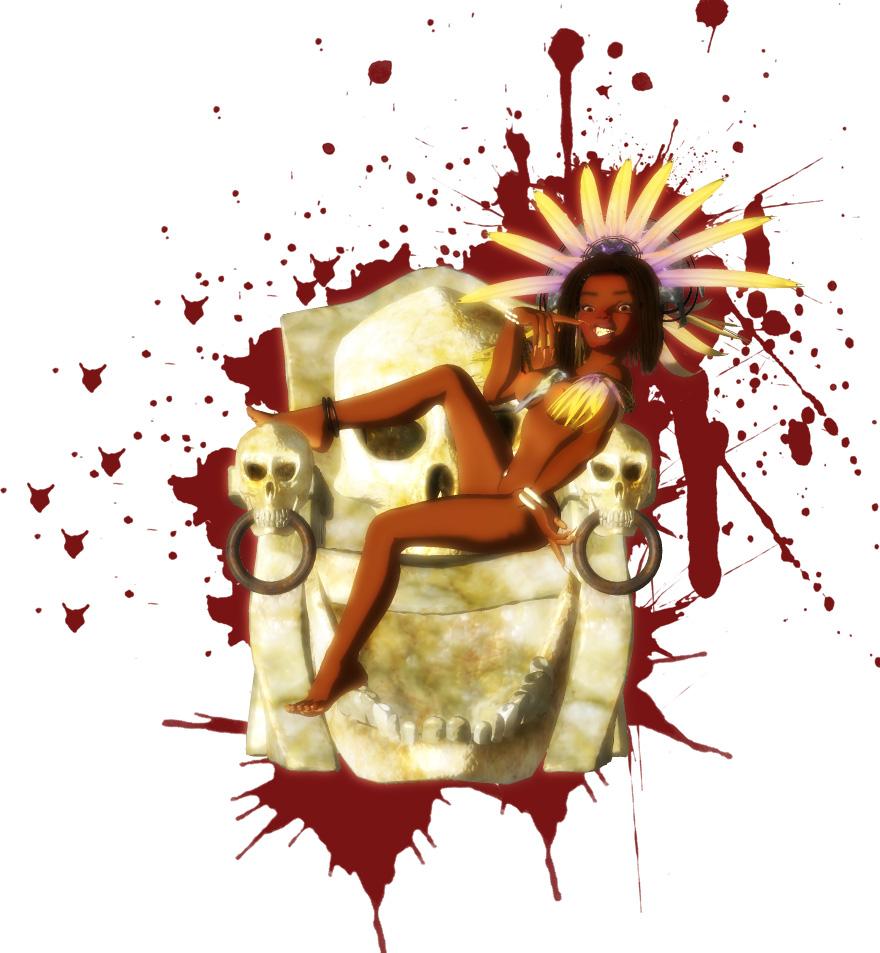 Cannibal Queen