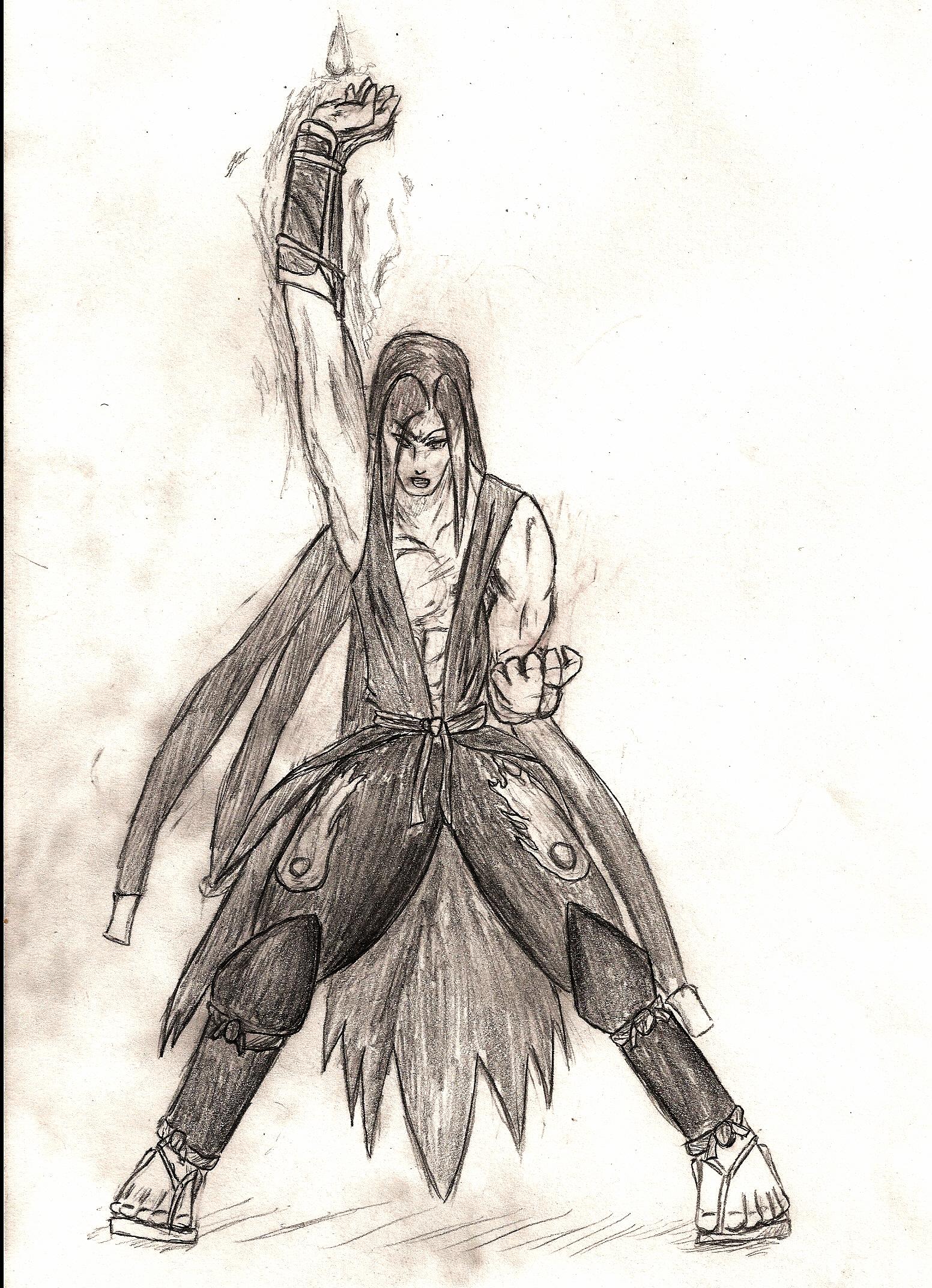 Kagekiyo standard battle suit