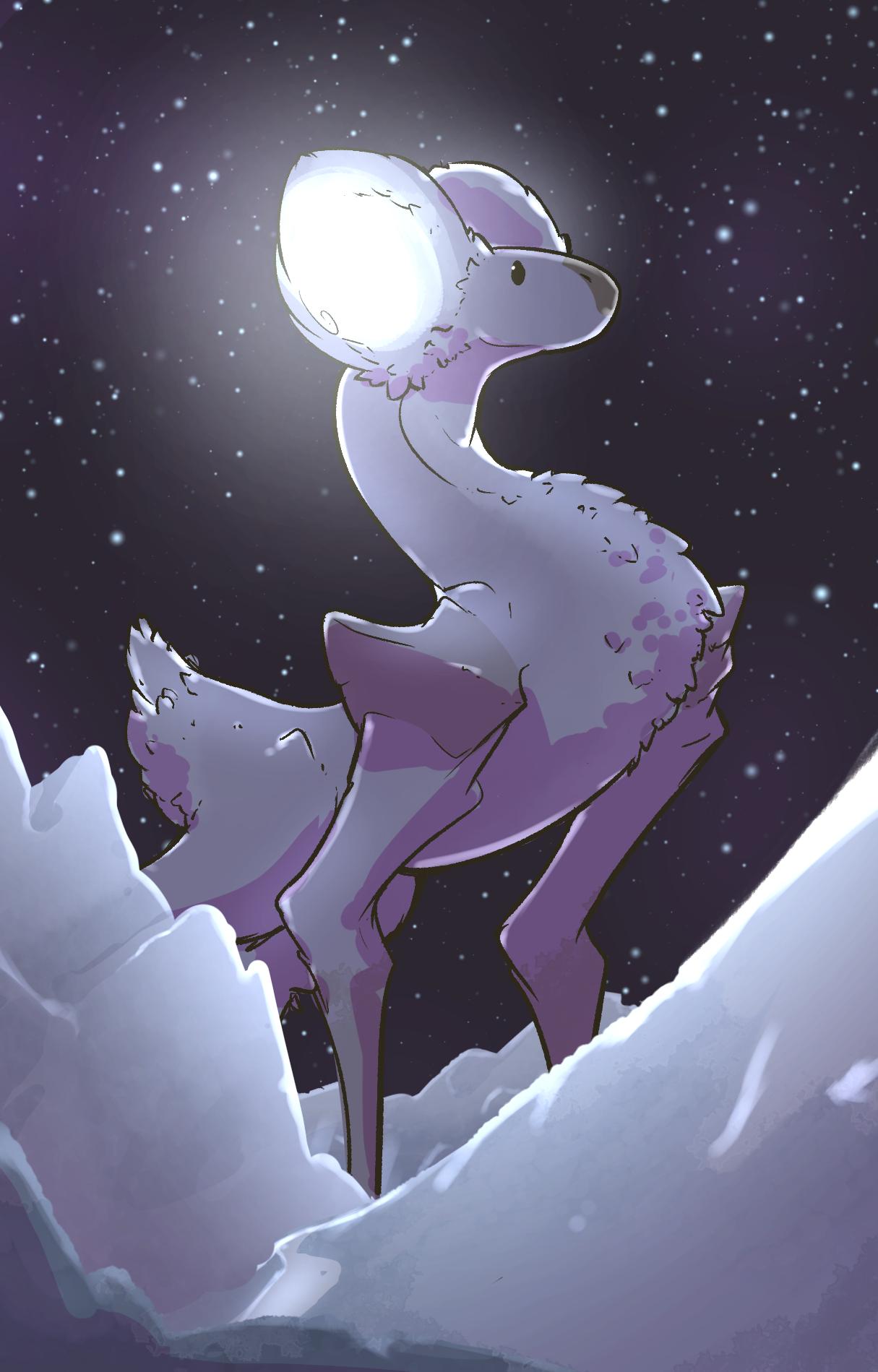 The moonraffe