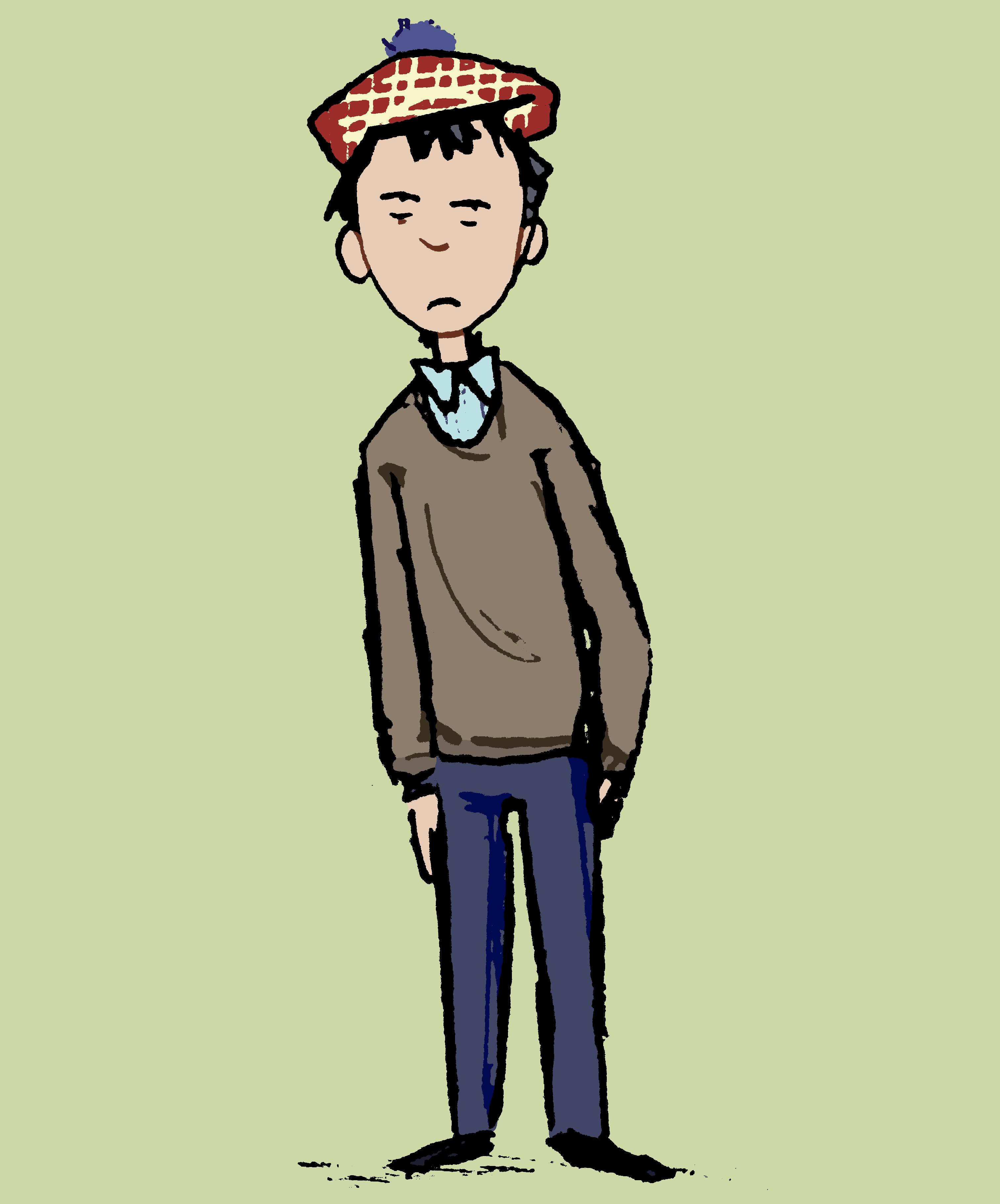 Scottish hat