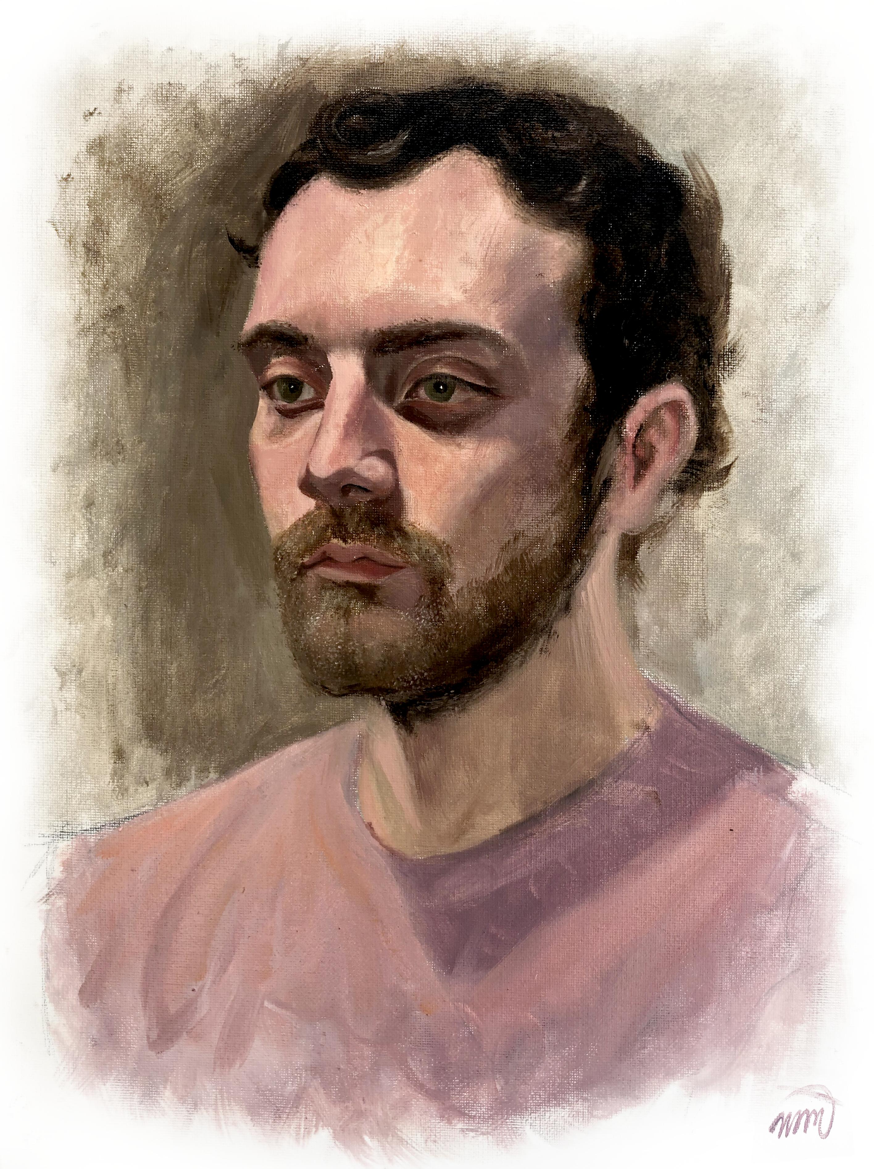 Figure Study - Tyler