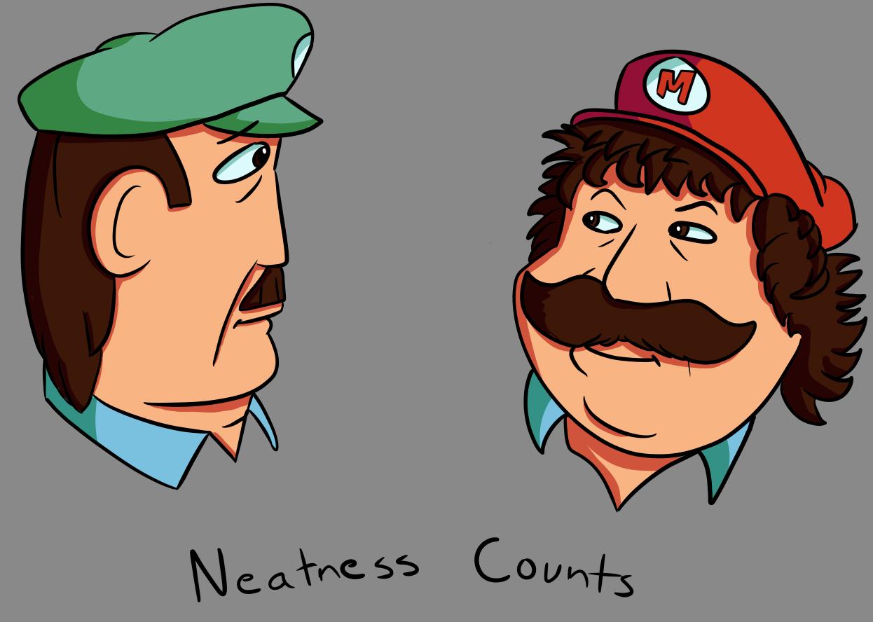 Neatness Counts!