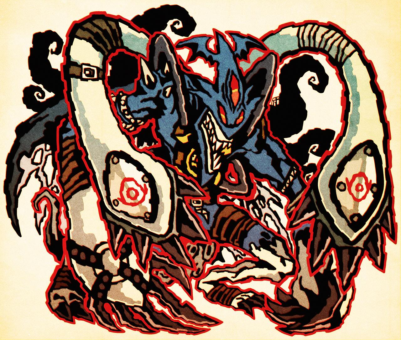 Aquatic Devil