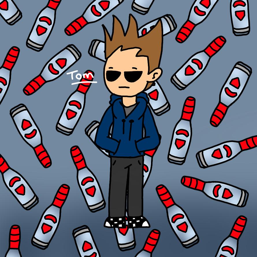Tom from Eddsworld!