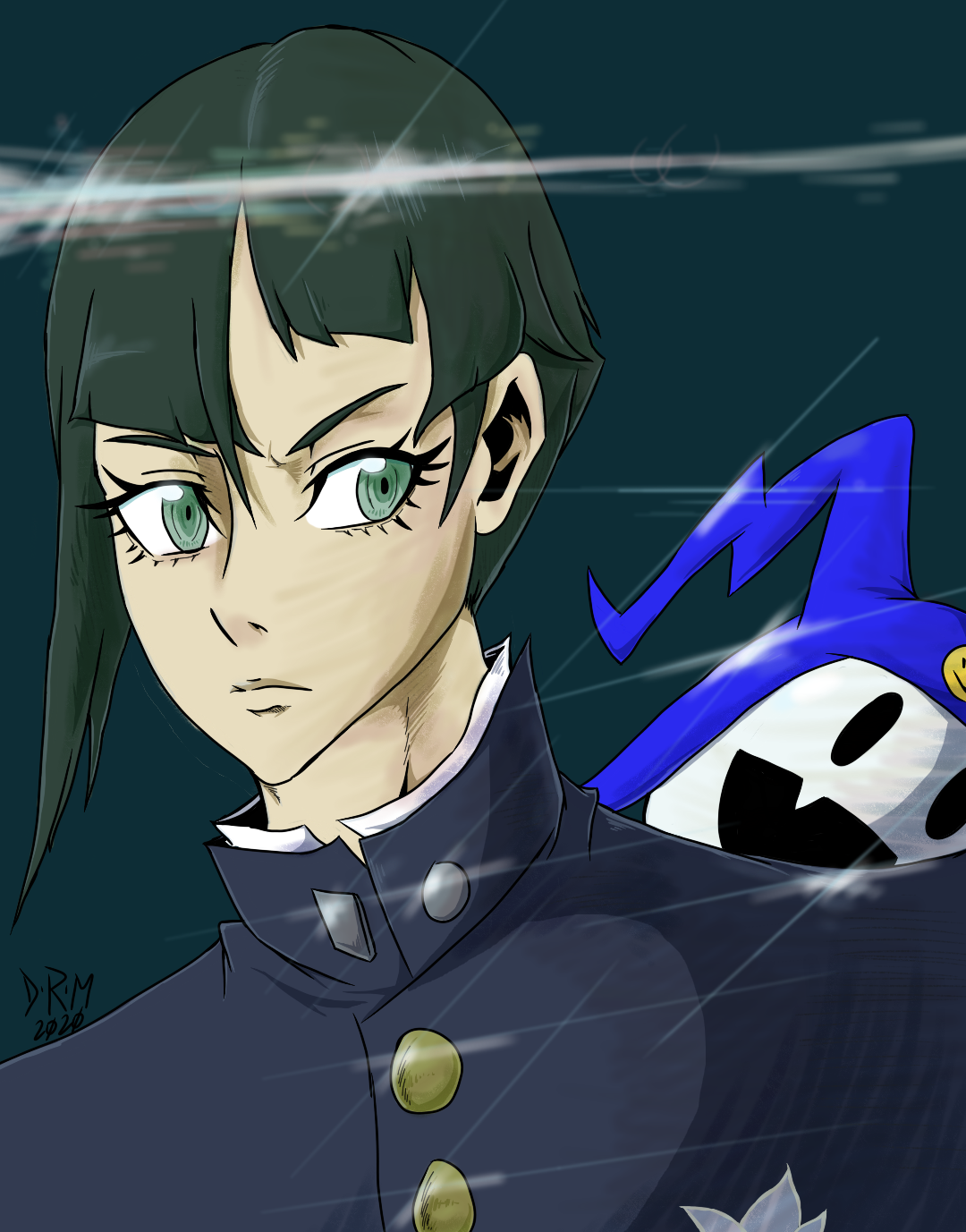 Guess how excited I was for SMT V's recent announcement trailer.