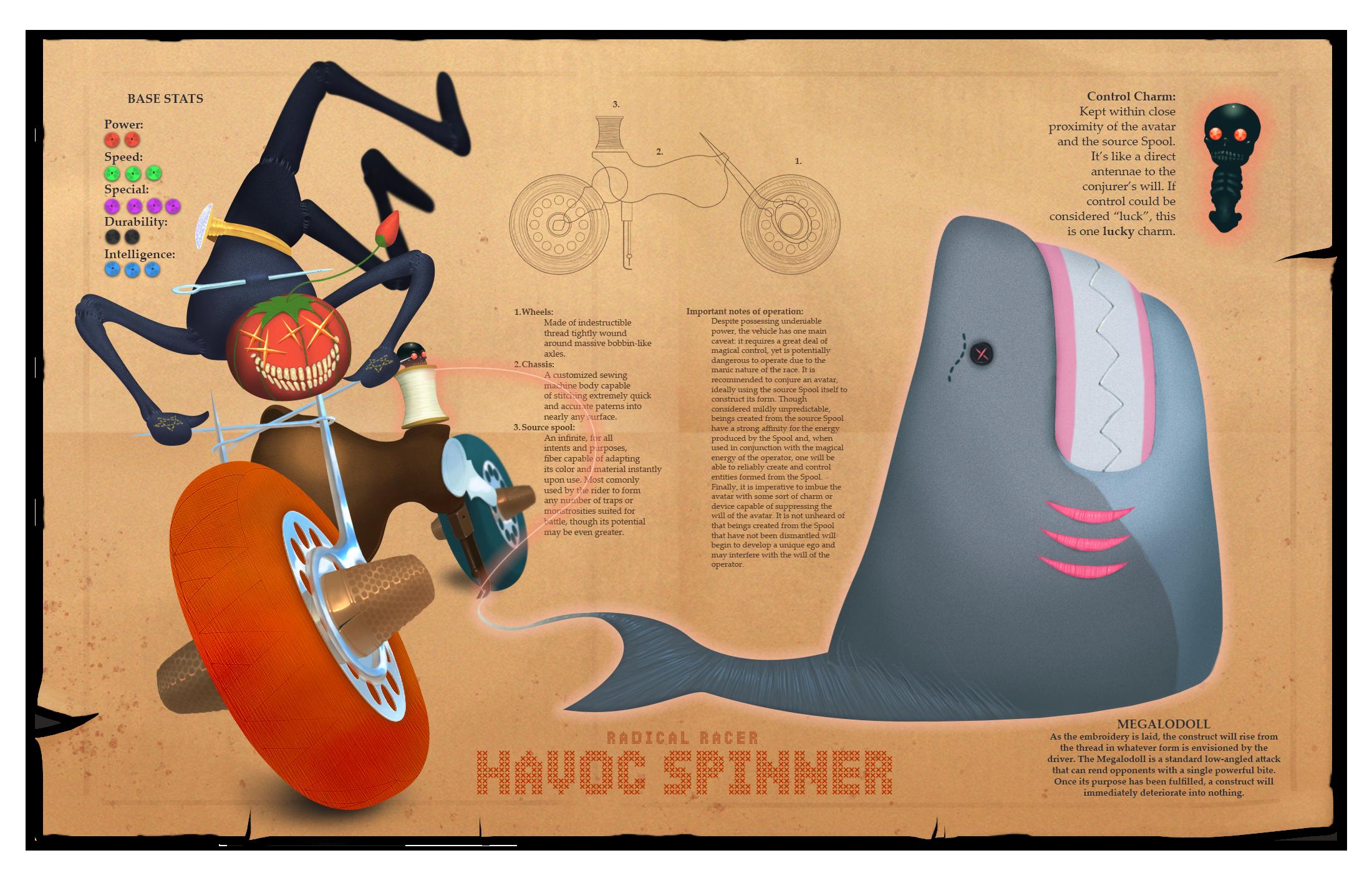 Havoc Spinner