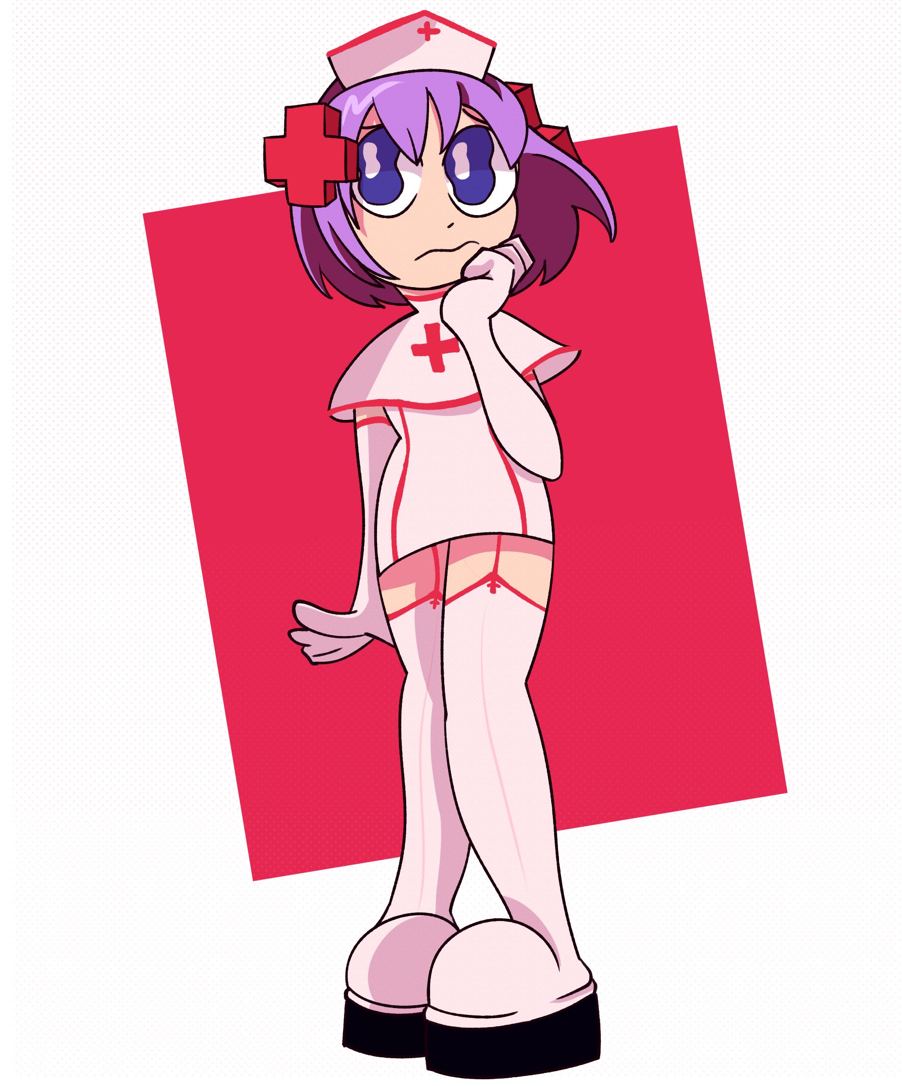 Chibisuke Machineu Nurse