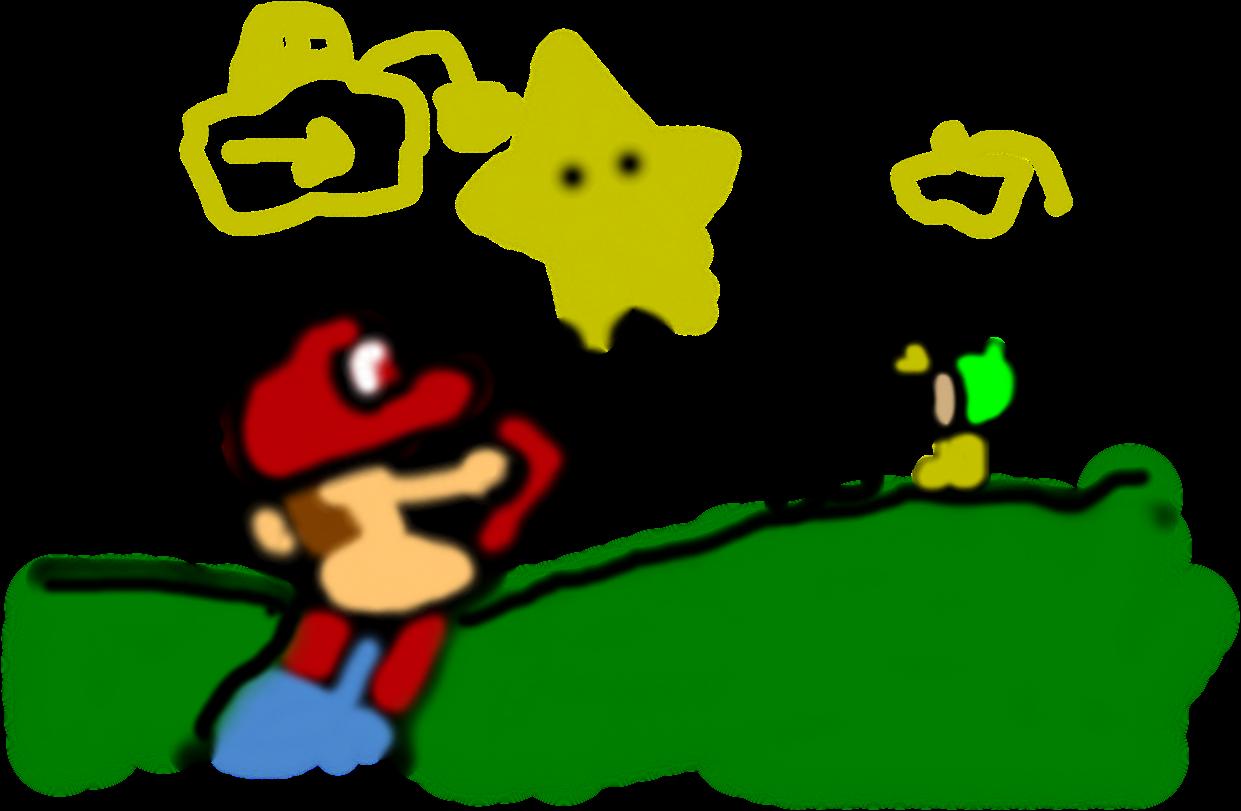 Mario The Star