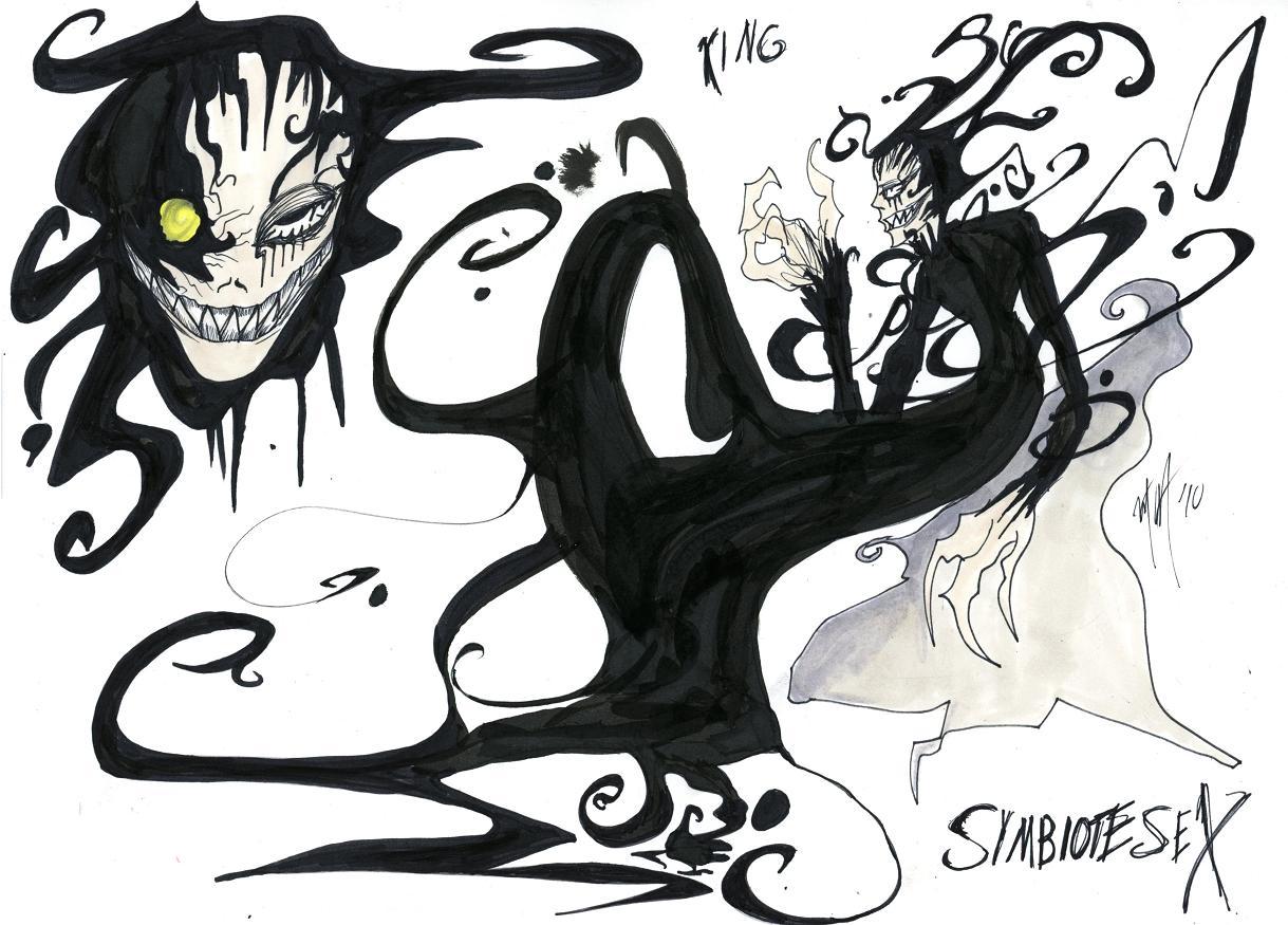 Symbiote Ex: KING