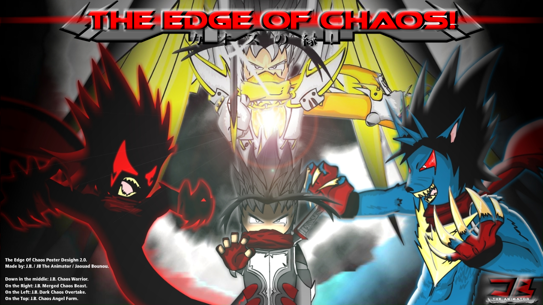 The Edge Of Chaos Poster
