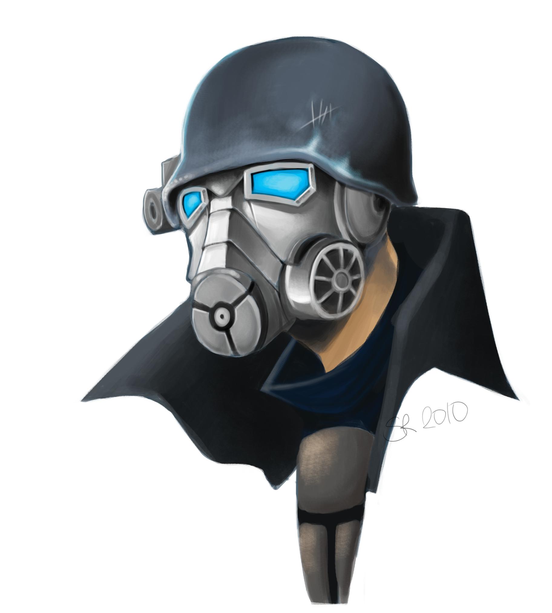 New Vegas Ranger