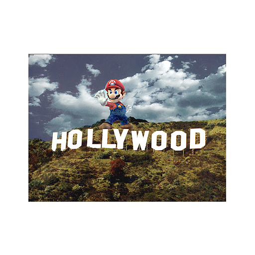 Mario Hollywood!