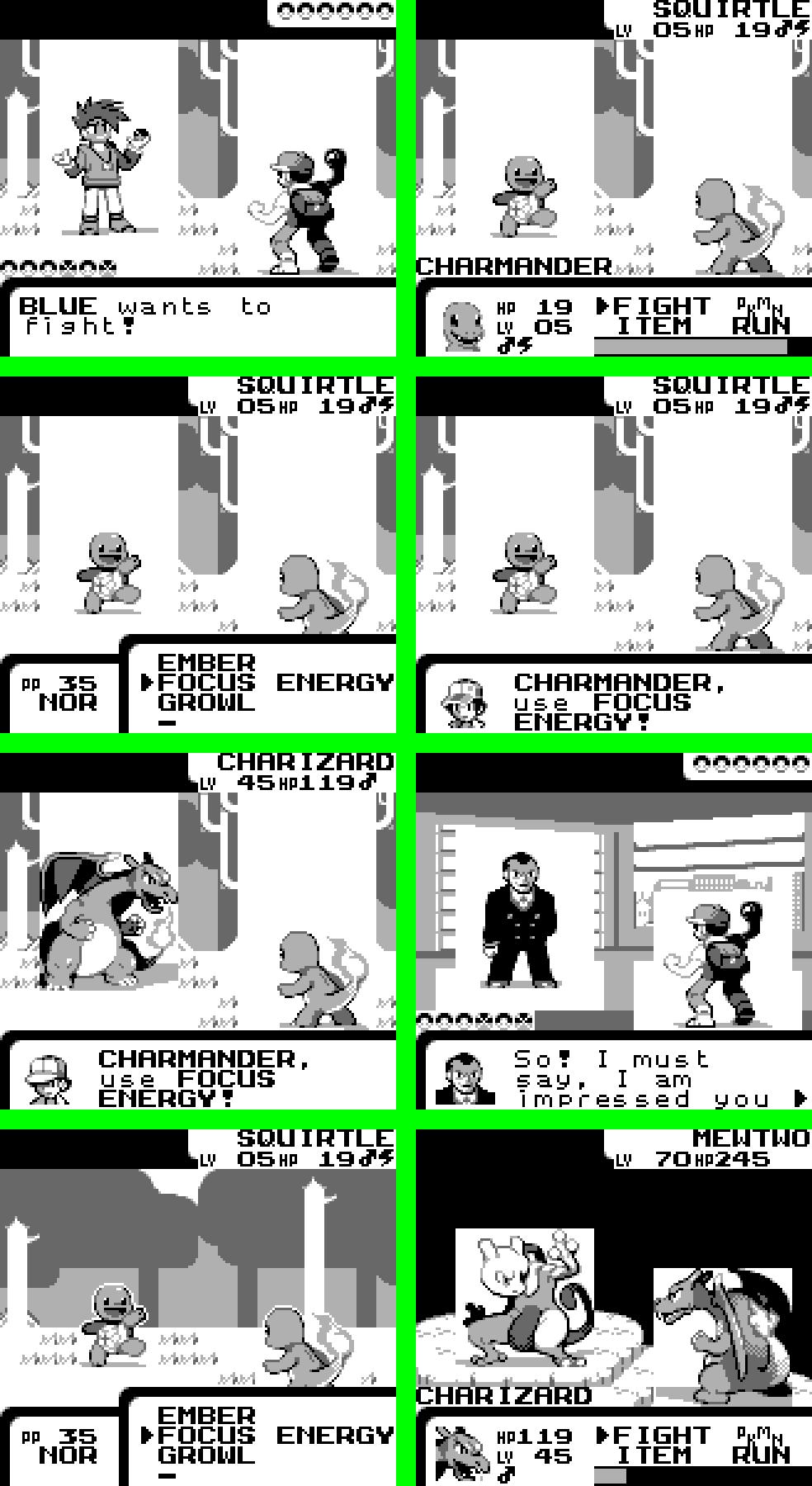 Pokémon Redesign Mockup