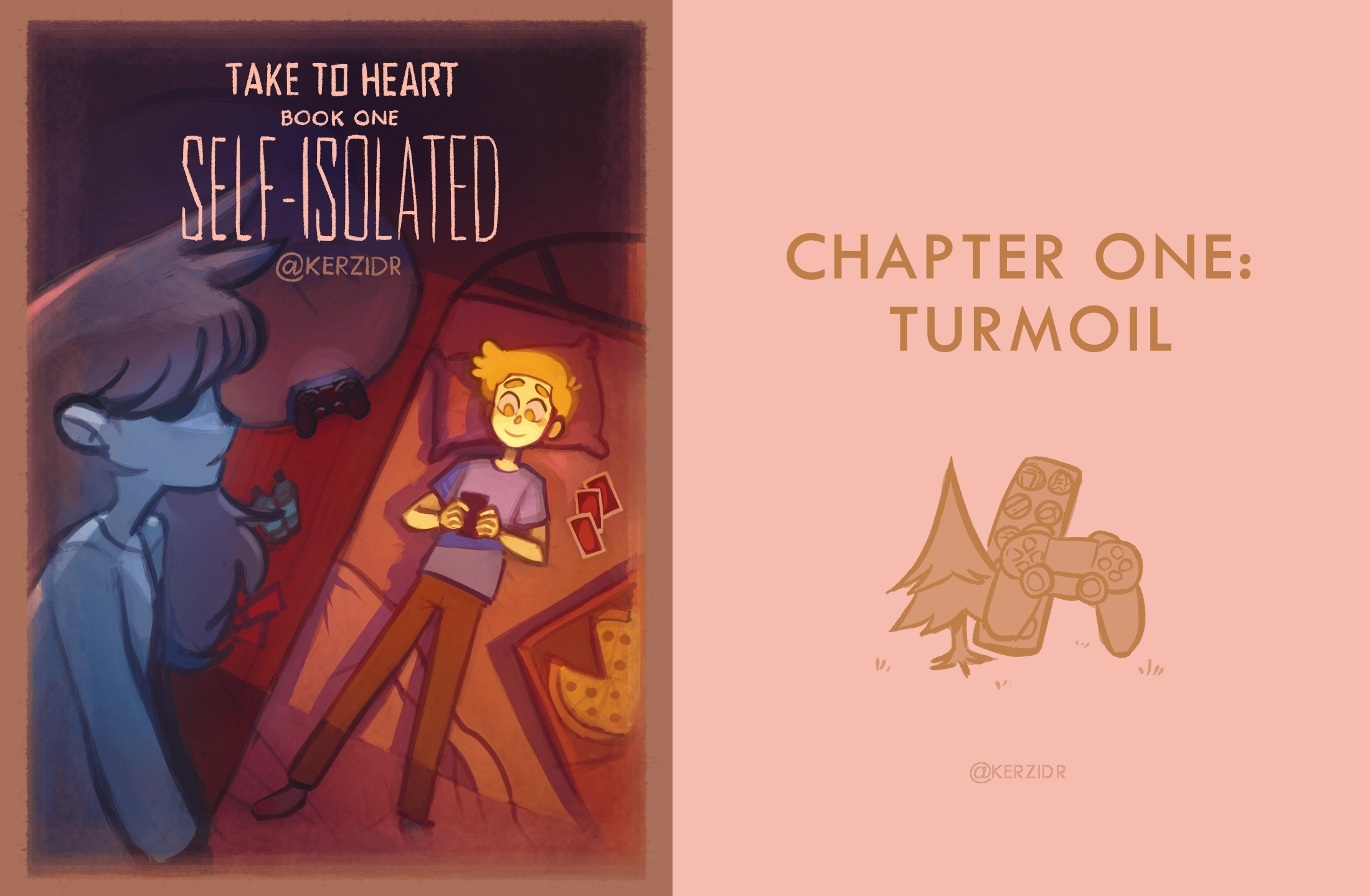 Take to Heart Book Cover