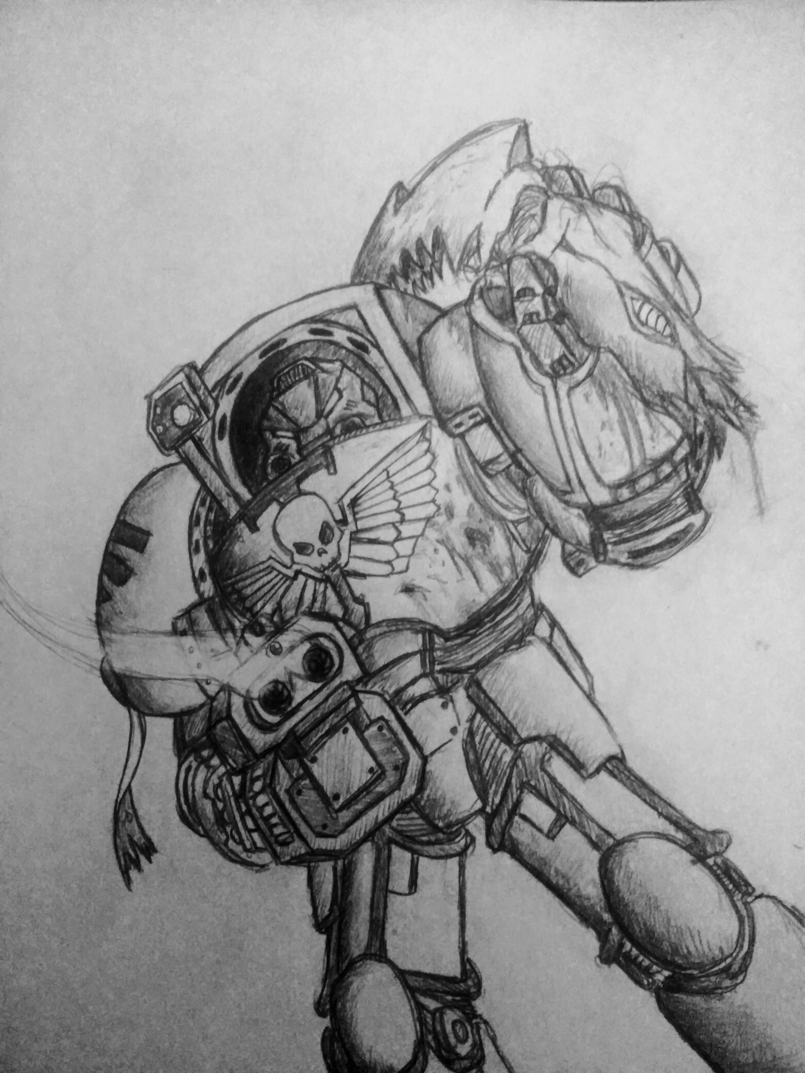 MY BOLTER, MY HATE