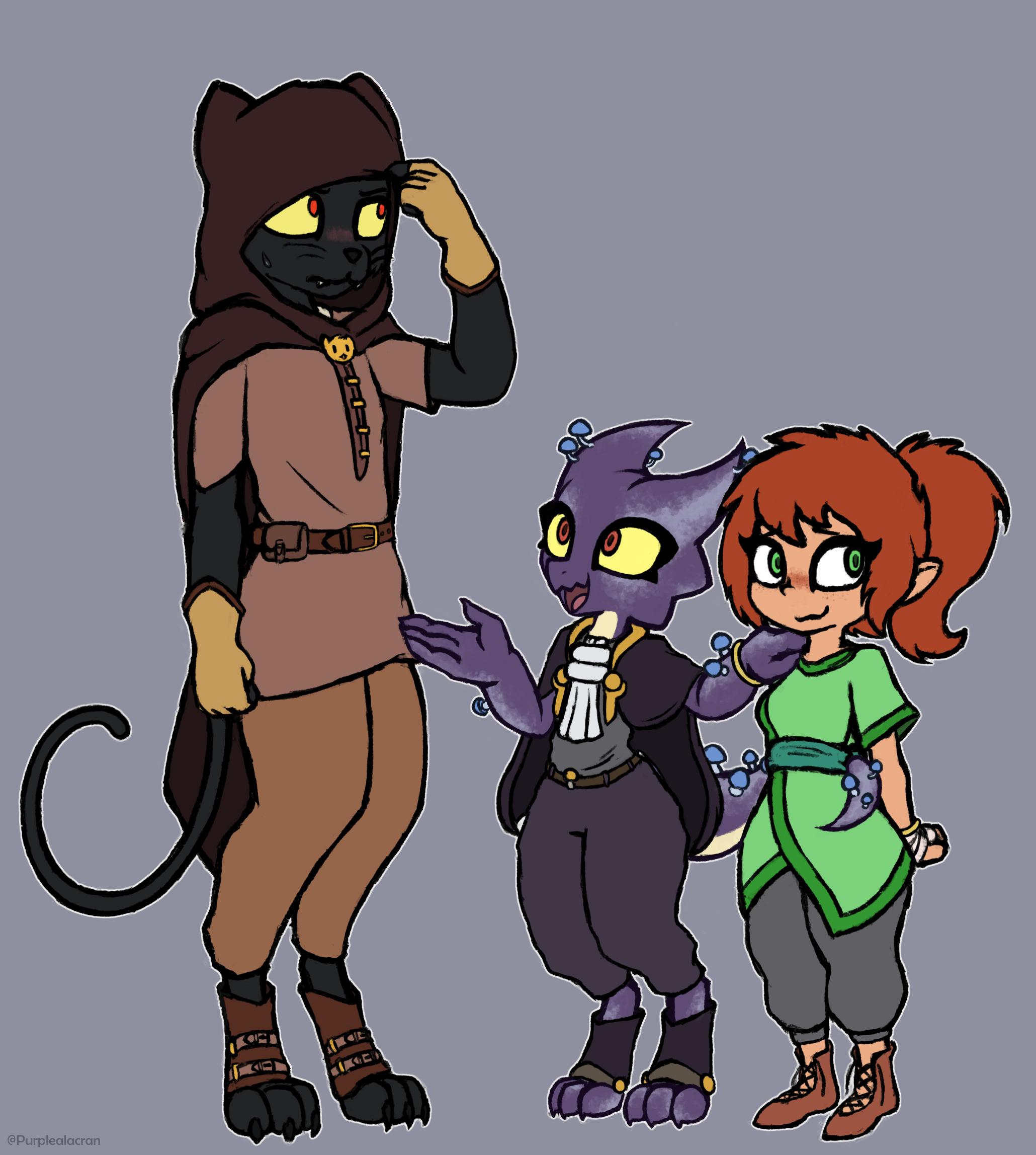 New attires