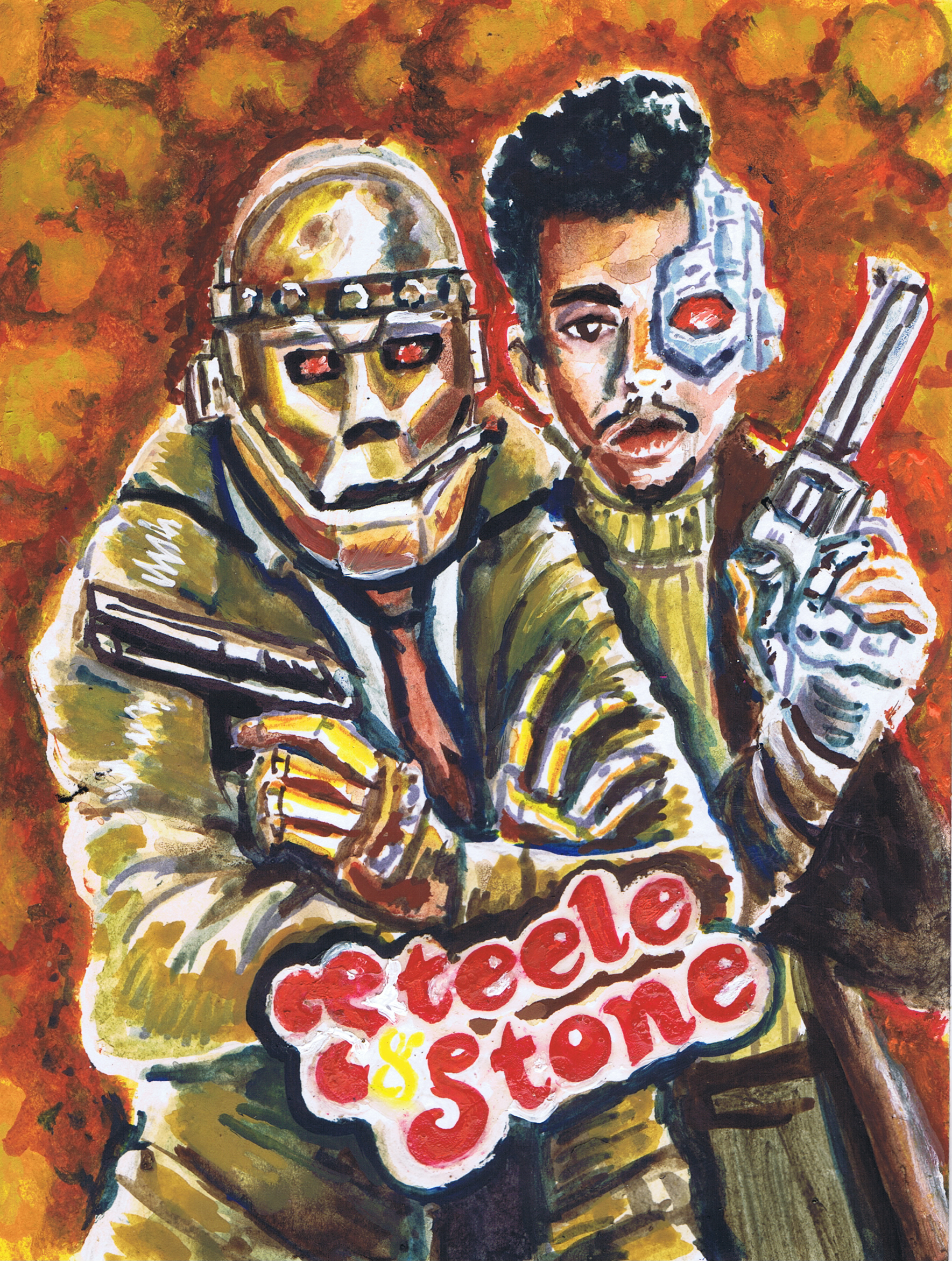 Steele and Stone