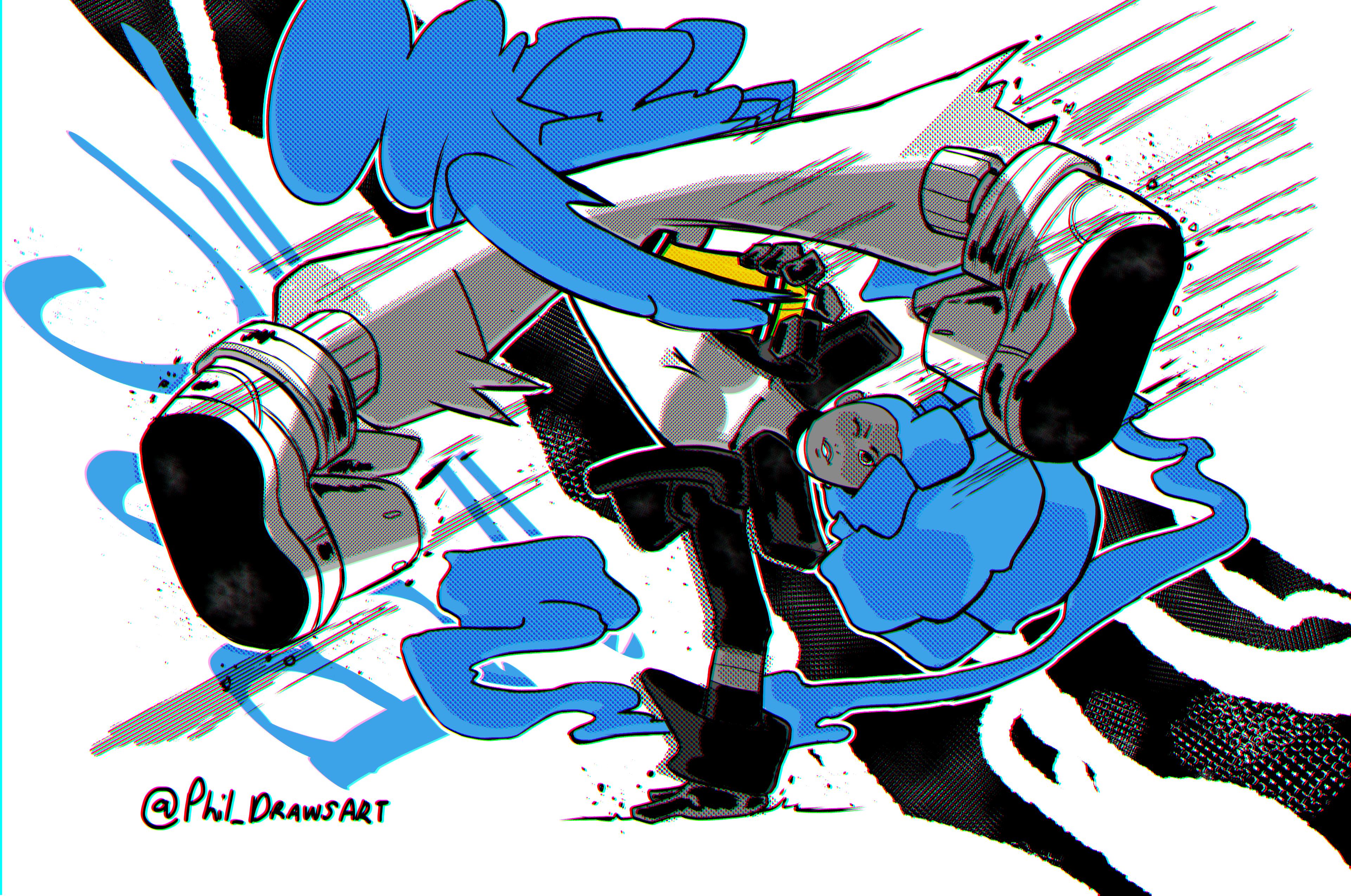 Bomb Rush Cyberfunk 002