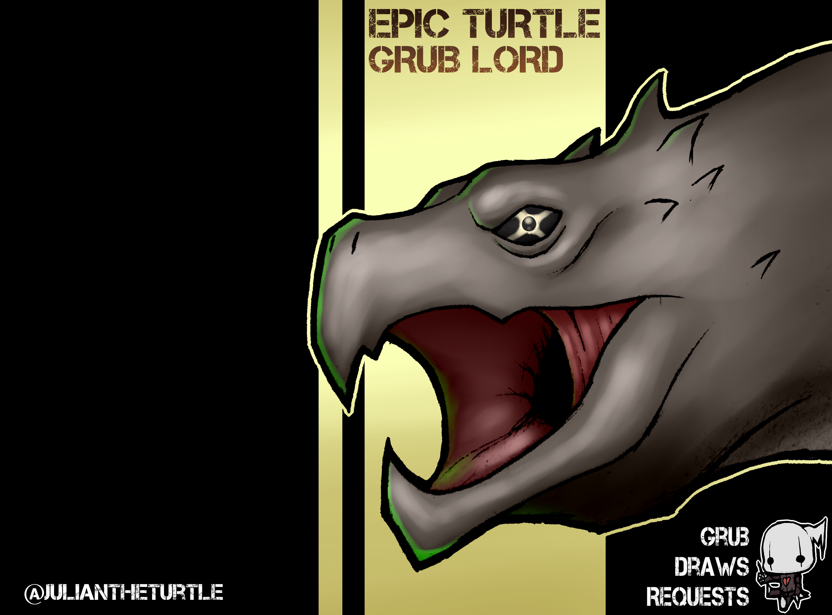 EPIC TURTLE - Request!