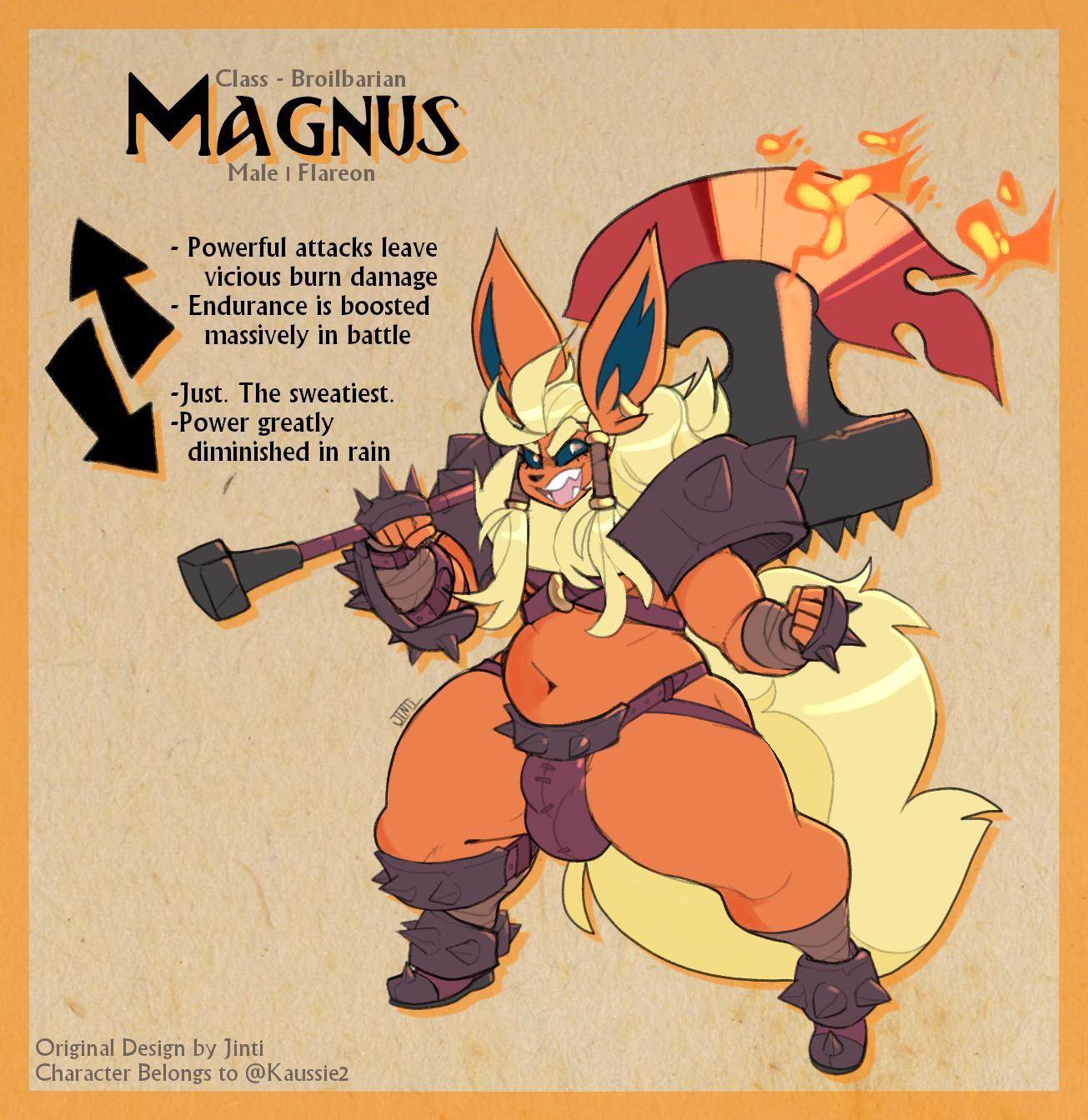 Adopt SOLD! - Magnus