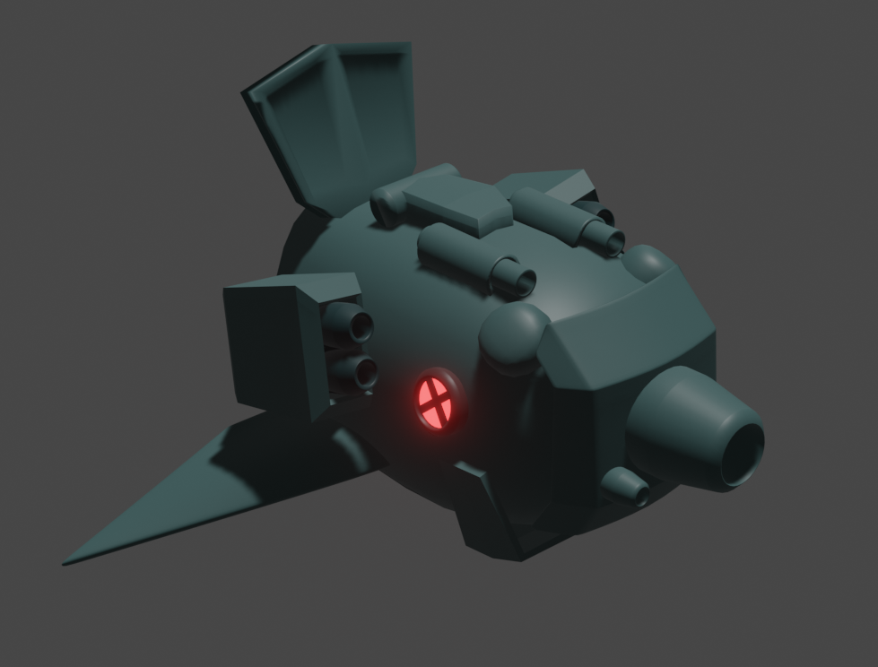 Wasted Sky Level Boss WIP