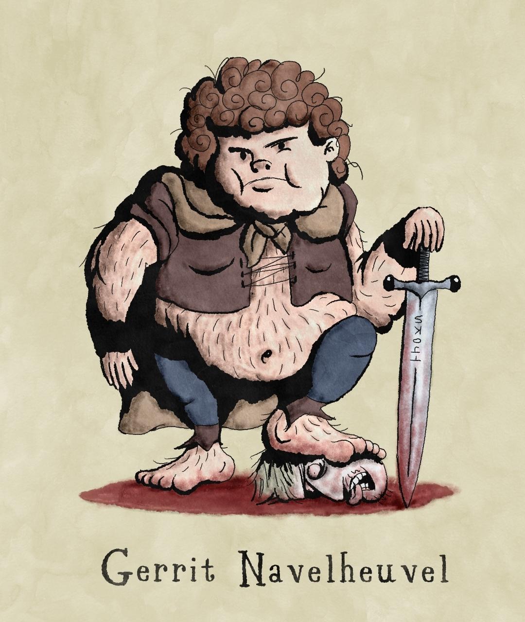 Gerrit Navelheuvel