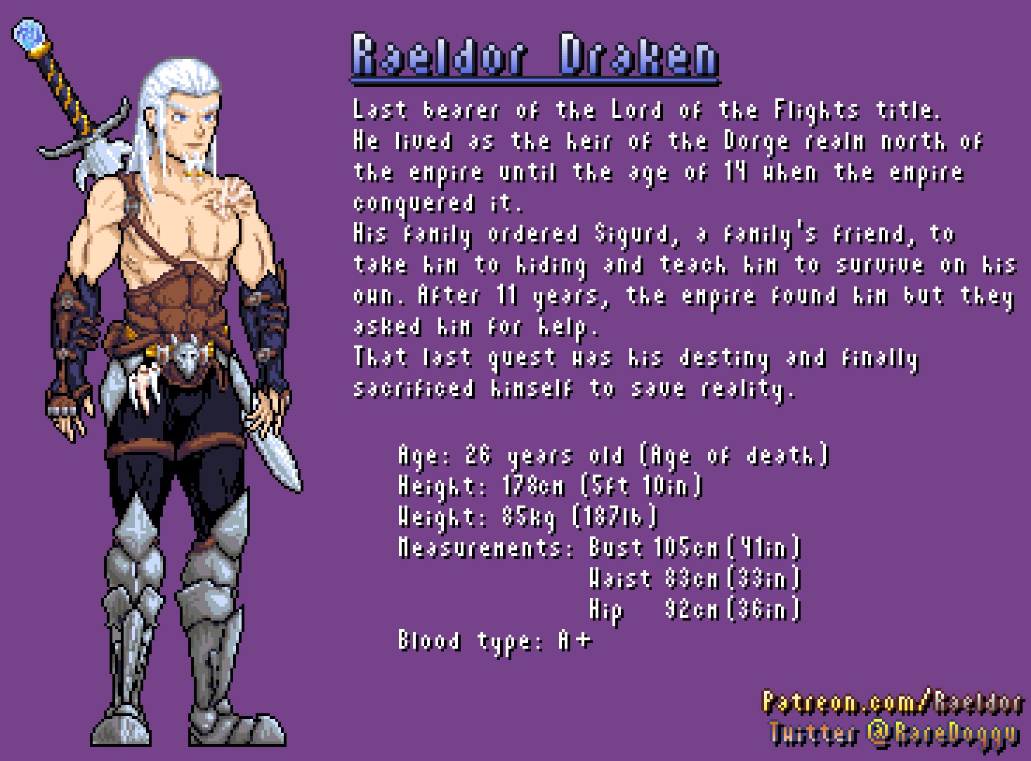 Raeldor Draken