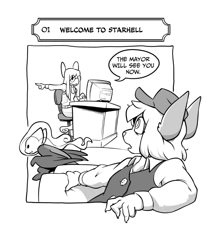 StarHell Continues