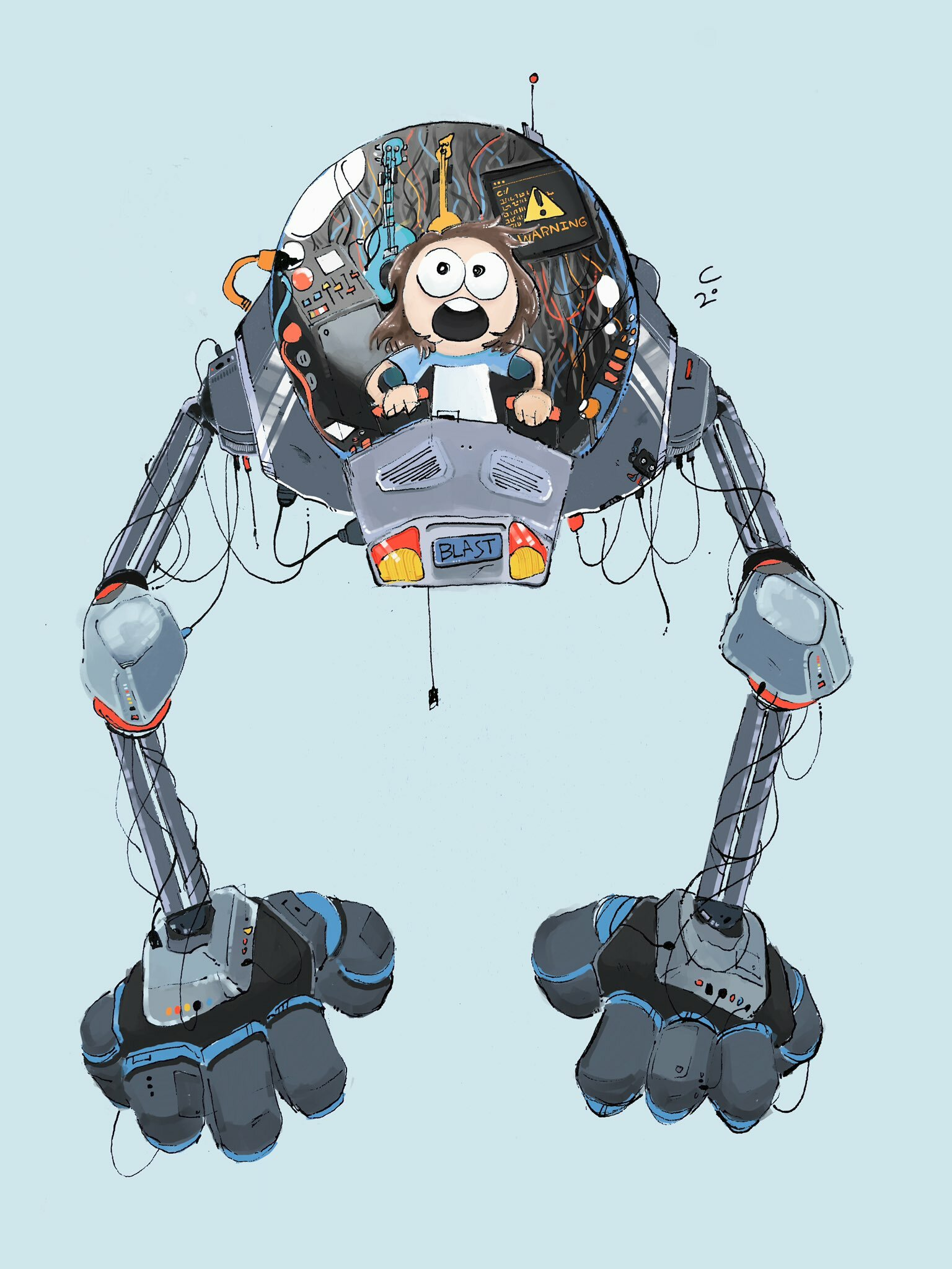 Blast-bot