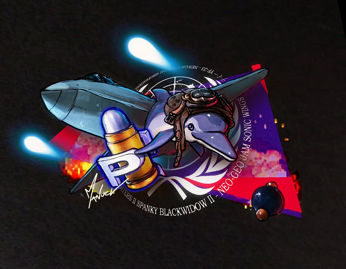 Neo-Geo Flying Ace