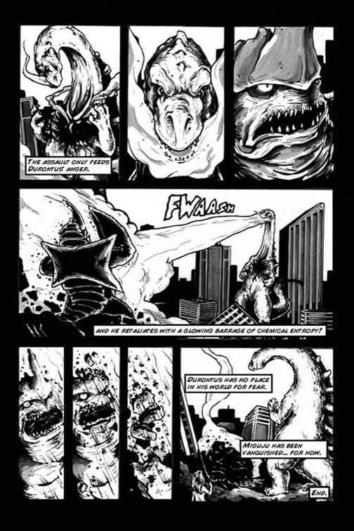Durontus Attacks Page 4