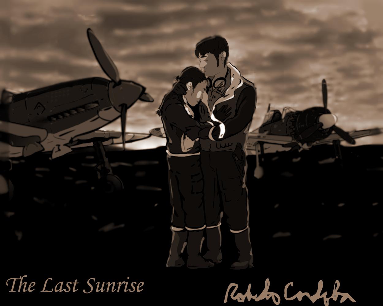 The Last Sunrise - Green Skies