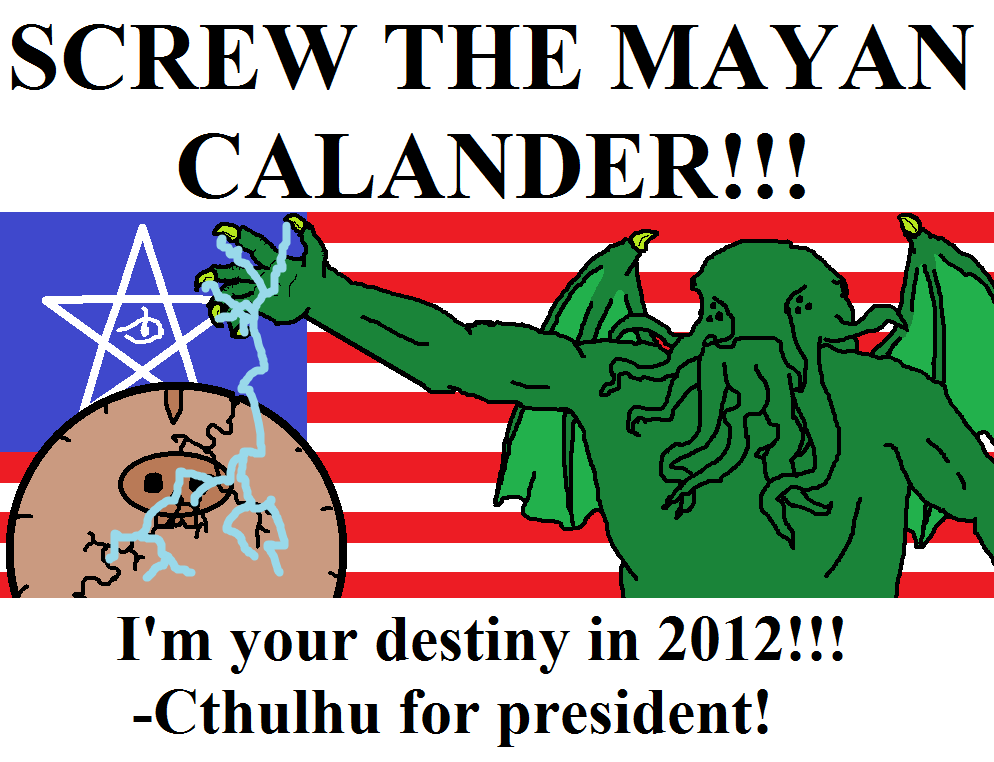 Cthulhu in 2012