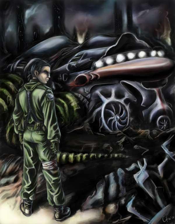 Space Saga: Opposition