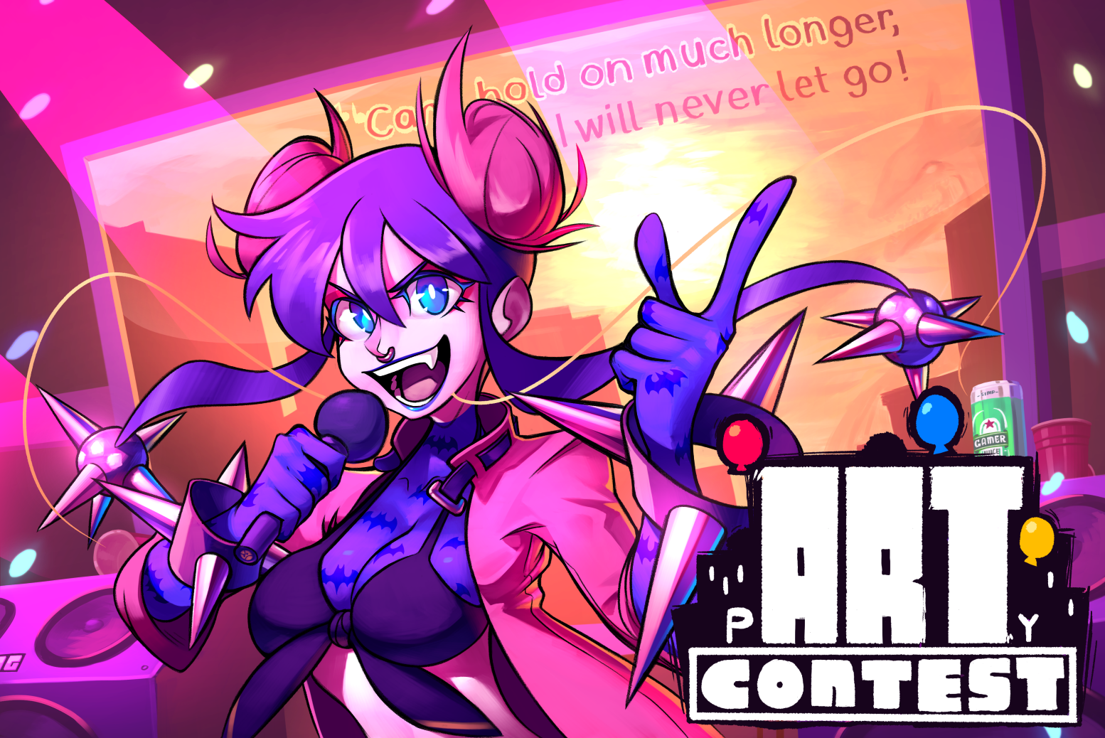 pARTy CONTEST