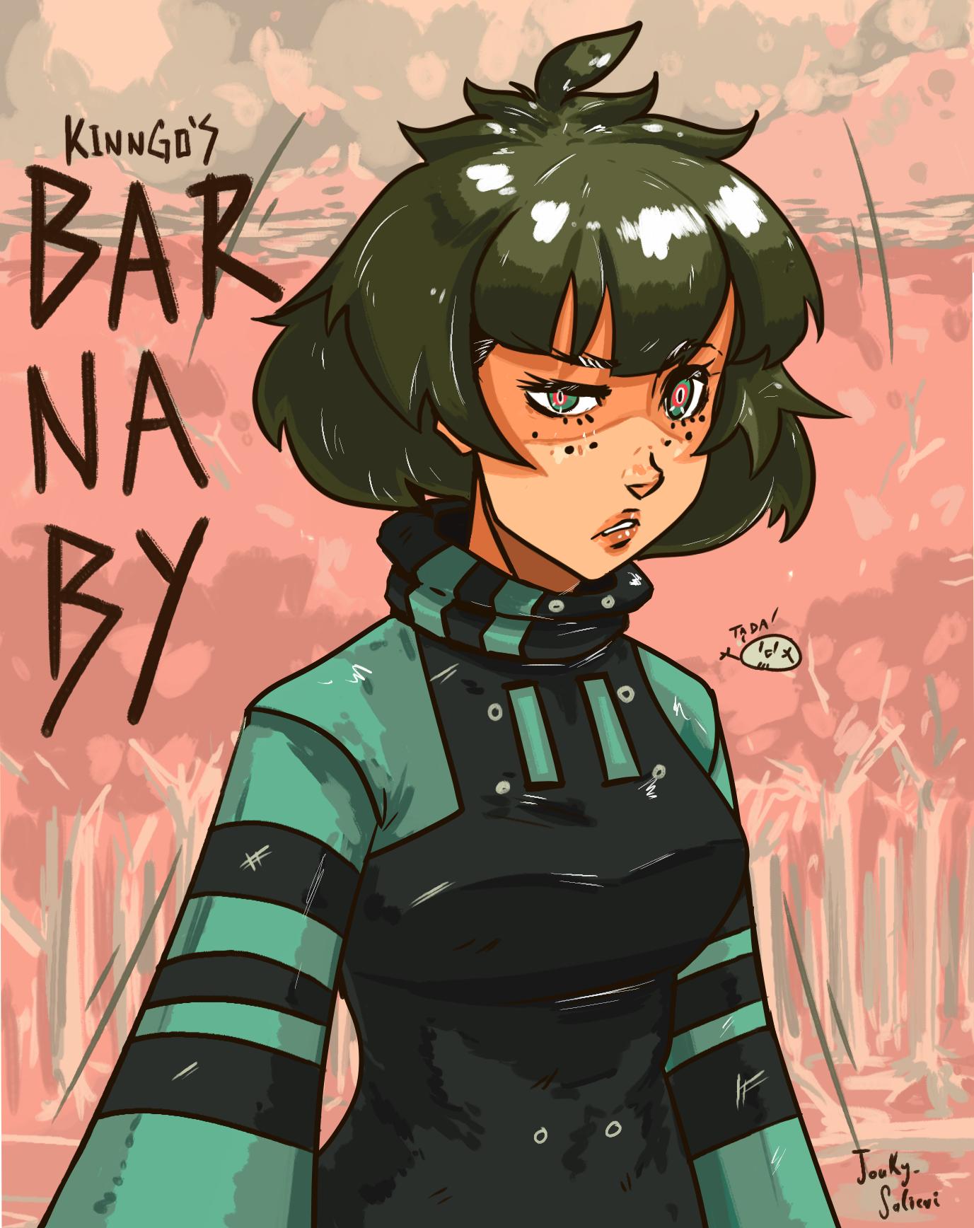 BARNABY ! (ArtTrade)